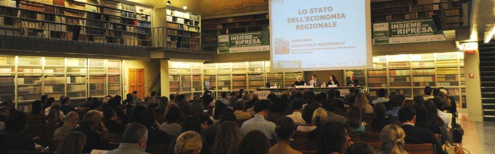 Tavola rotonda di apertura dell'ultimo Meeting Nazionale ACEF - Bologna 2012